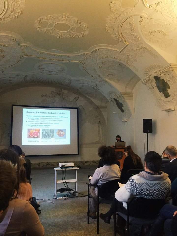 Konference genetické modifikace hrozba nebo příležitost