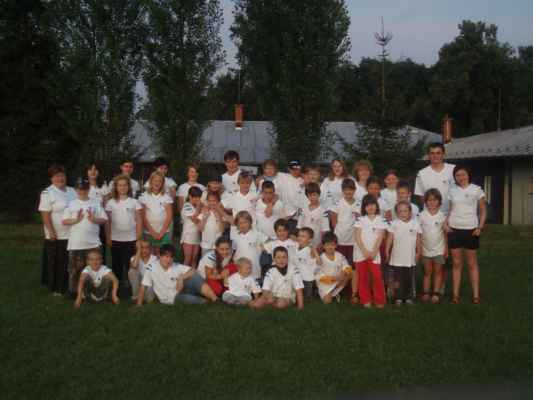 2009 tábor Hodoňovice