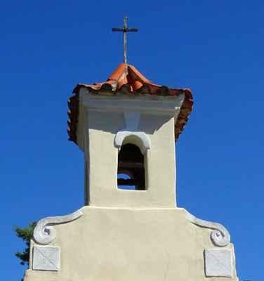 Bašť - kaple se zvoničkou - A1 - obecní