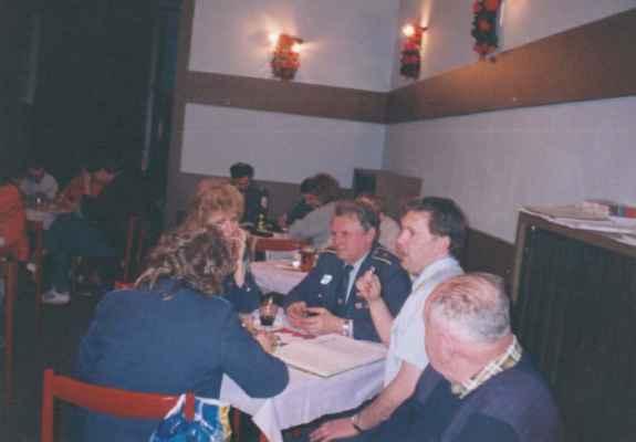 Porada vedoucích kolektivů MH 2001