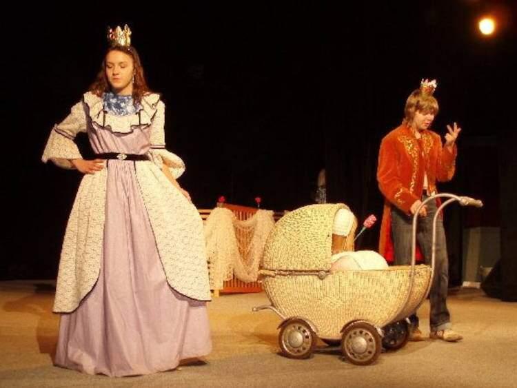 Docela malý divadelní festival