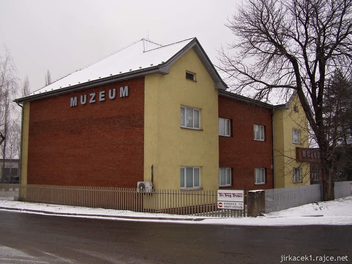 Muzeum Třineckých železáren 02 - budova