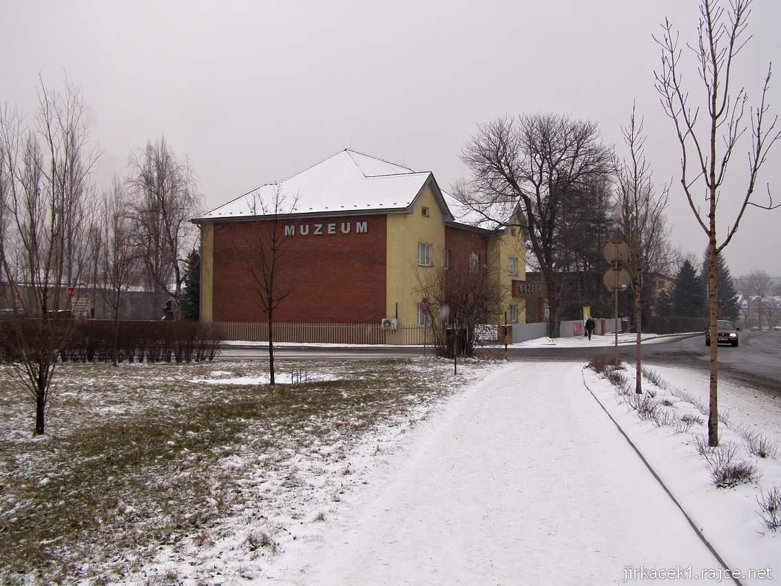 Muzeum Třineckých železáren 03 - budova
