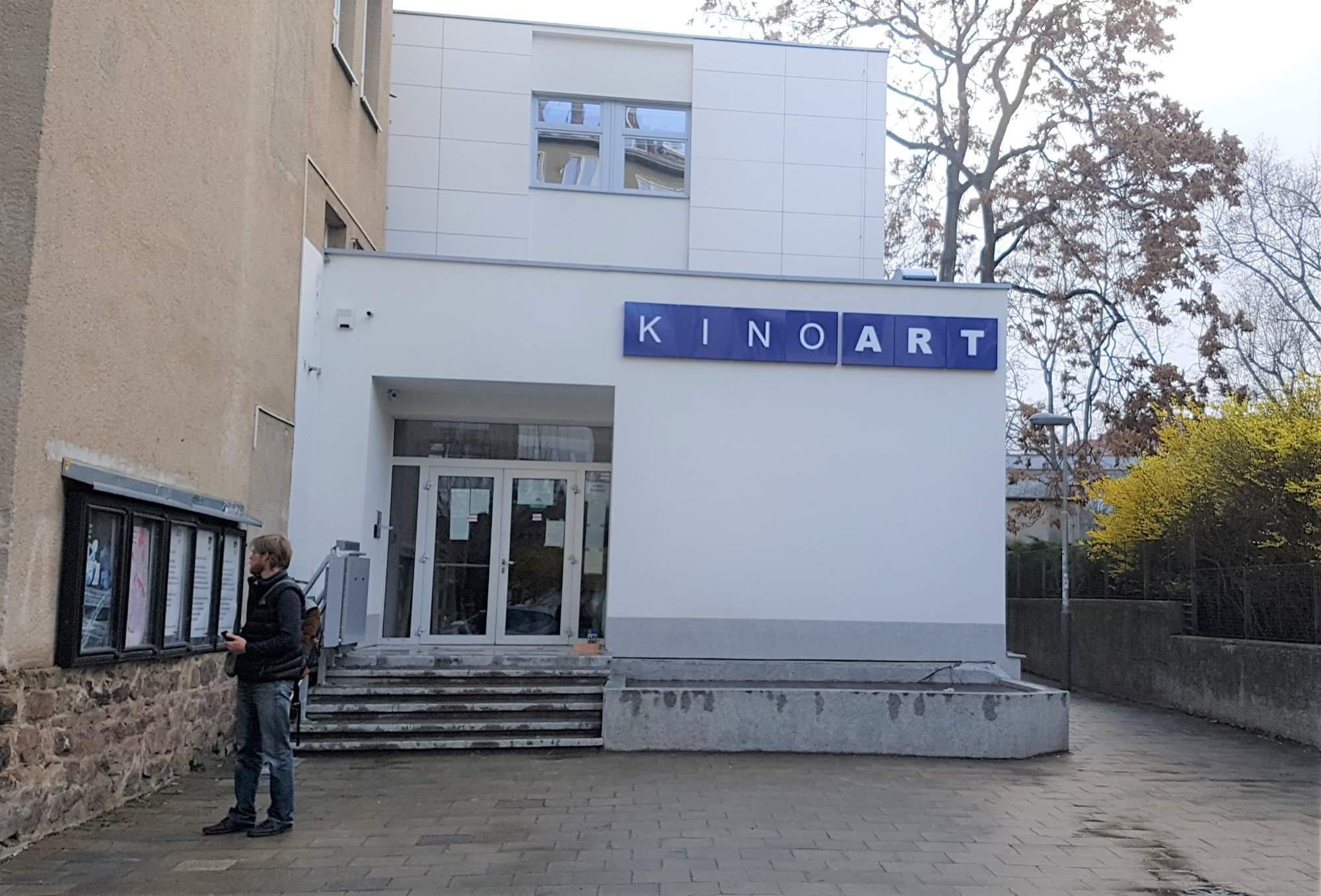 Brněnské Kino Art organizátoři znovu otevřou 13. září. Foto: Anežka Horová.