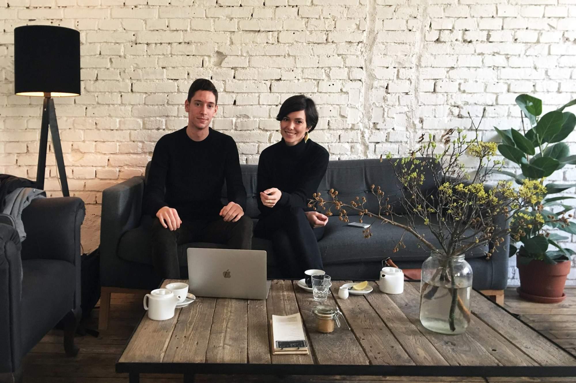 Jakub Henni a Michaela Gregorová jsou zakladatelé projektu Nesnězeno