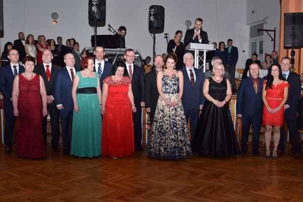 IV. Reprezentační ples Dobrovolného svazku obcí Mikroregion Severo - Lanškrounsko 29.3.2019