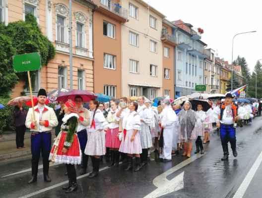Slavnosti vína v Uherském Hradišti 7.září 2019
