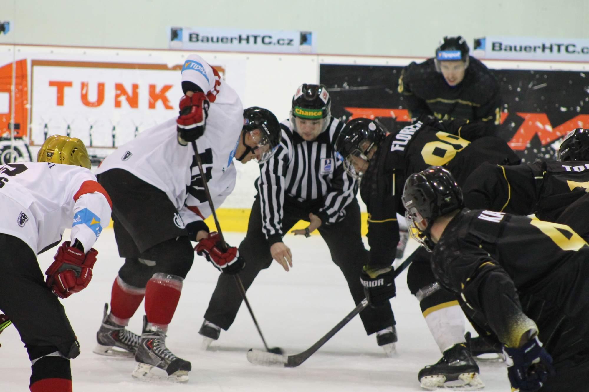 Hráči obou týmu předvedli skvělý výkon, ale štěstěna se naklonila k brněnským hokejistům.
